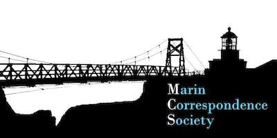 Marin Correspondence Society Social 5.19.19