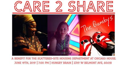 Care 2 Share: A Benefit the Scattered-Site Housing Dept. at Chicago House tickets