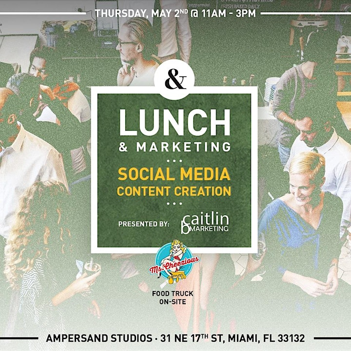 Lunch & Marketing image