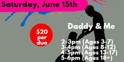 Daddy & Me Dance Class