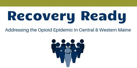 Recovery Ready Opioid Use Disorder Training tickets