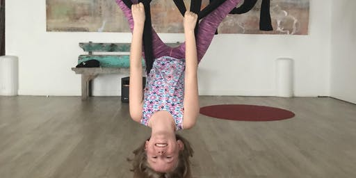 Aerial Yoga Camp for Kids (2nd-6th Grade)