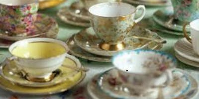 Spring Tea Party and Pop Up Tea Shop