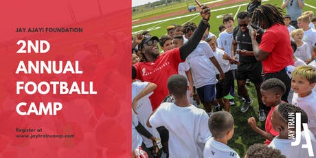 2nd Annual Jay Ajayi Community Football Camp tickets