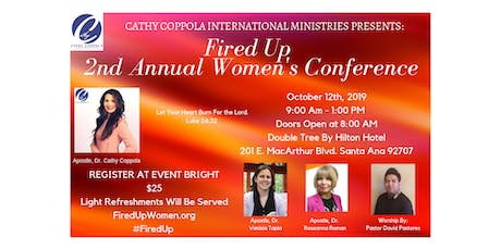 Fired Up! Women's Conference 2019  tickets