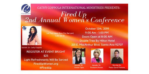 Fired Up! Women's Conference 2019
