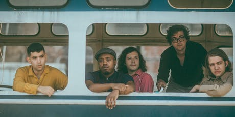 Durand Jones & The Indications  @ HI-FI tickets