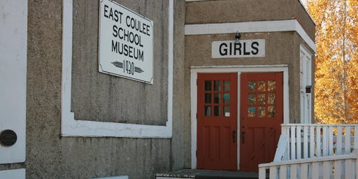 Paranormal Investigation of The East Coulee School Museum