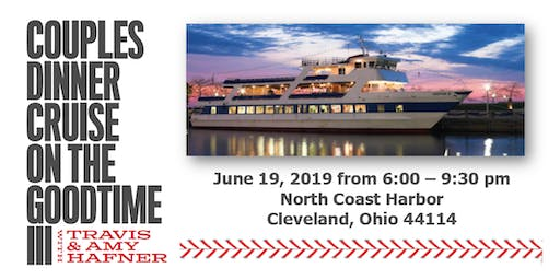 Couples Dinner Cruise with Travis and Amy Hafner