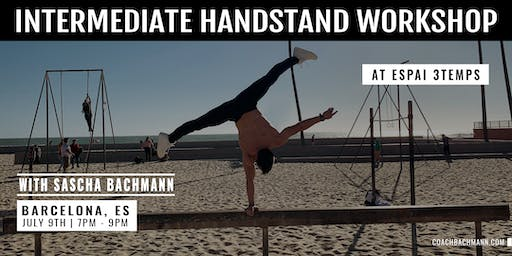 Intermediate Handstand Workshop
