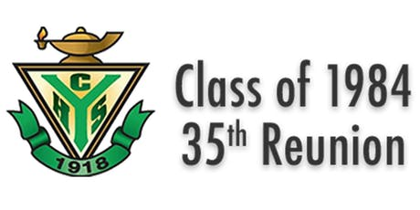 Class of '84 Reunion tickets