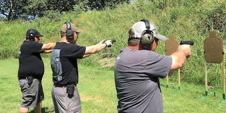Basic/Enhanced Concealed Carry - August 10, 2019 - Centerton, AR tickets