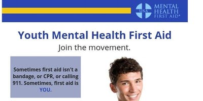 PCCS Youth Mental Health First Aid