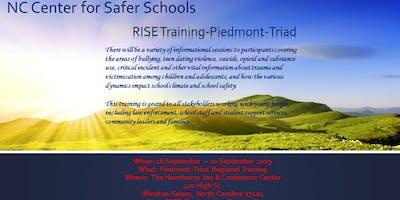 RISE Training-Piedmont-Triad