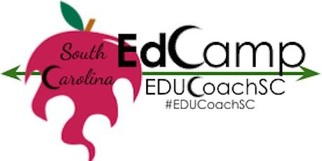 Edcamp EDUCoachSC 2019 tickets