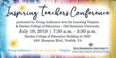 YAV & ODU Inspiring Teachers Conference 2019