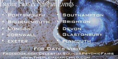 Brighton Mind Body Spirit Psychic Fair