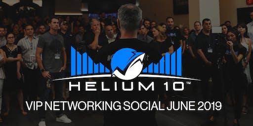 Helium 10 Networking Social