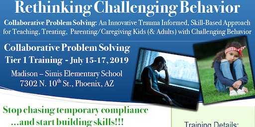 Collaborative Problem Solving Tier 1 Training - Trauma-Informed Approach