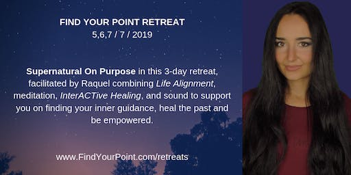 Find Your Point Retreat