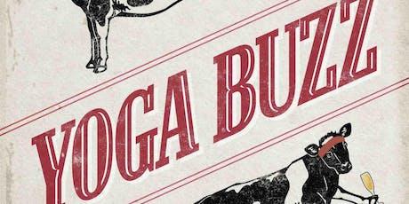 Yoga Buzz tickets