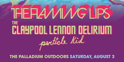 THE FLAMING LIPS and THE CLAYPOOL LENNON DELIRIUM