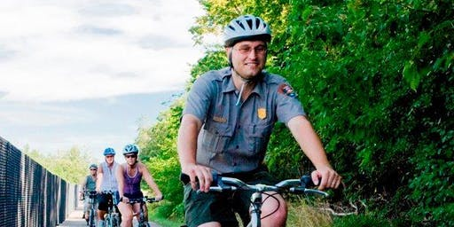 Bike with a Ranger at Harriet Island Park (Rescheduled)