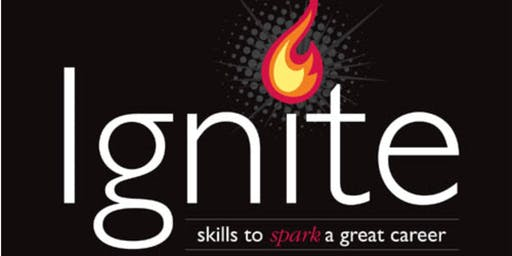 IGNITE: Skills to Spark Your Business! (June 2019 Launch- Evening Sessions)