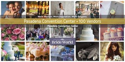 Bride World Pasadena Convention Center 100+ vendors
