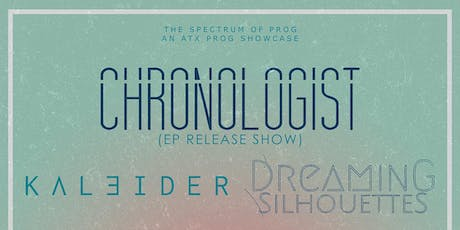 THE SPECTRUM OF PROG: An ATX Prog Showcase tickets