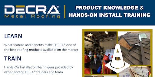DECRA Installation Training - Lansing, MI