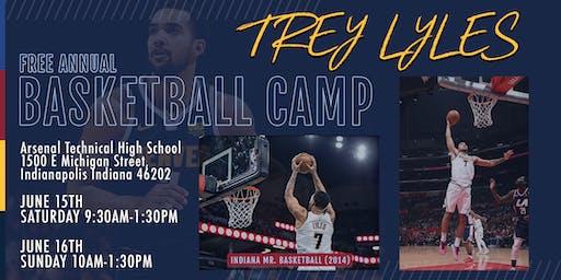 Trey Lyles Skills Academy