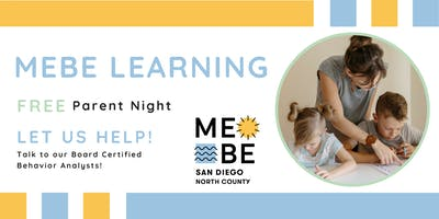 MeBe Learning North County - Pediatric Feeding Disorders
