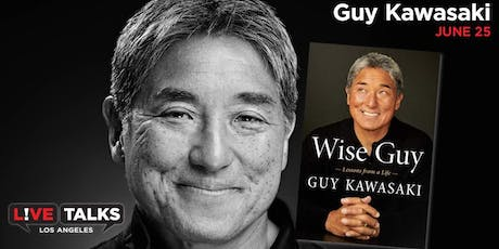 An Evening with Guy Kawasaki tickets