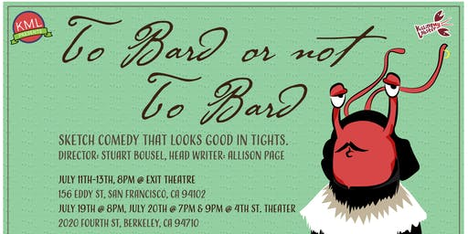 KML Presents: To Bard Or Not To Bard