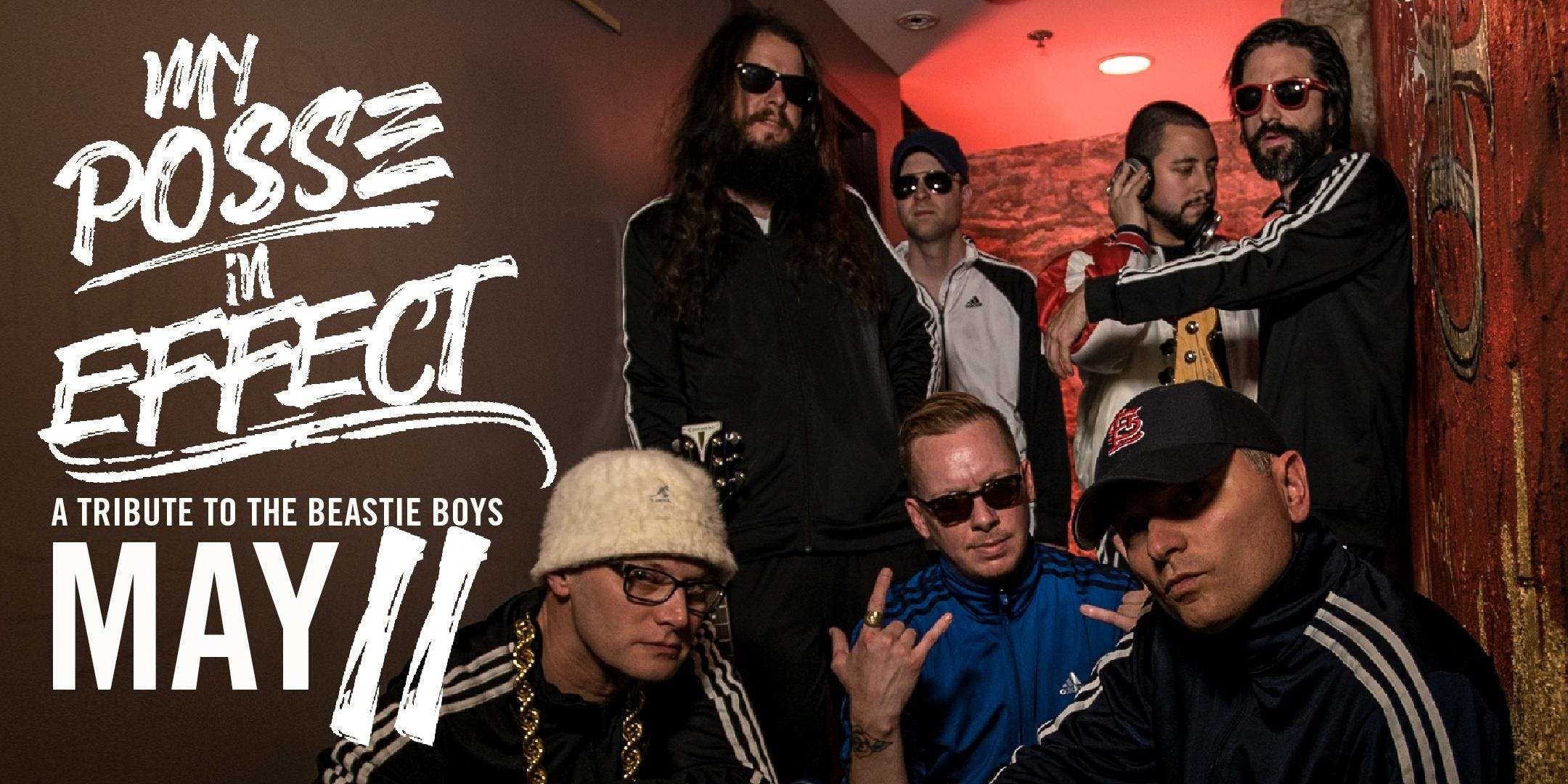 Beastie Boys Christmas.The Castle Theatre My Posse In Effect A Tribute To The