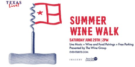 Summer Wine Walk tickets