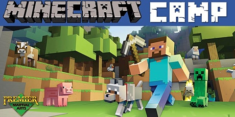 Minecraft Summer Camp tickets