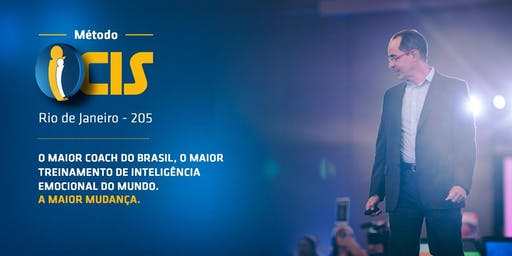 [RIO DE JANEIRO/RJ] Método CIS 205 - LISTA VIP