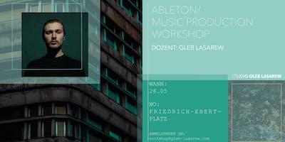 Ableton Live / Anfänger Workshop