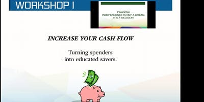 Heartland Institute of Financial Education- Workshop : Increasing Cashflow