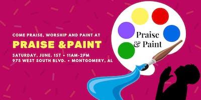 Praise & Paint Montgomery
