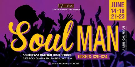Soul Man: A Musical Revue tickets