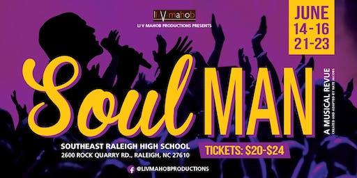 Soul Man: A Musical Revue