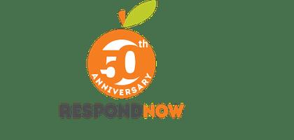 Respond Now 50th Anniversary