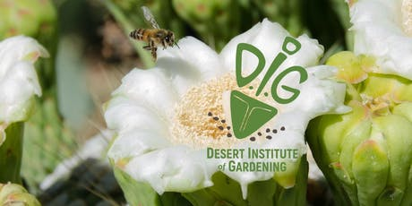 Desert Institute of Gardening- Cacti & Succulents tickets
