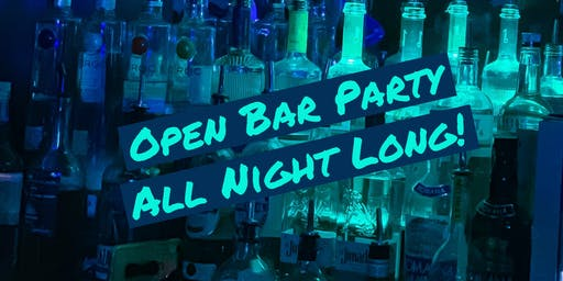 Hip Hop Open Bar Party - ALL NIGHT LONG - Miami Beach