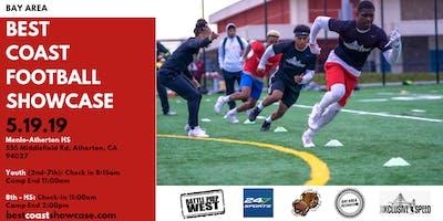 Best Coast  Youth + HS Football Showcase - Bay Area