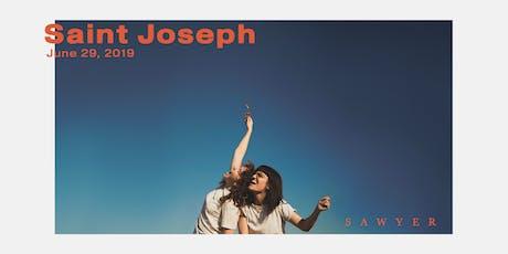 Sawyer in Saint Joseph, MO tickets
