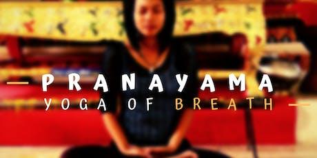 Pranayama Workshop tickets